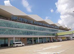 Sir Seretse Khama Airport
