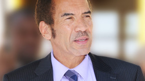 Botswana in the grip of bad