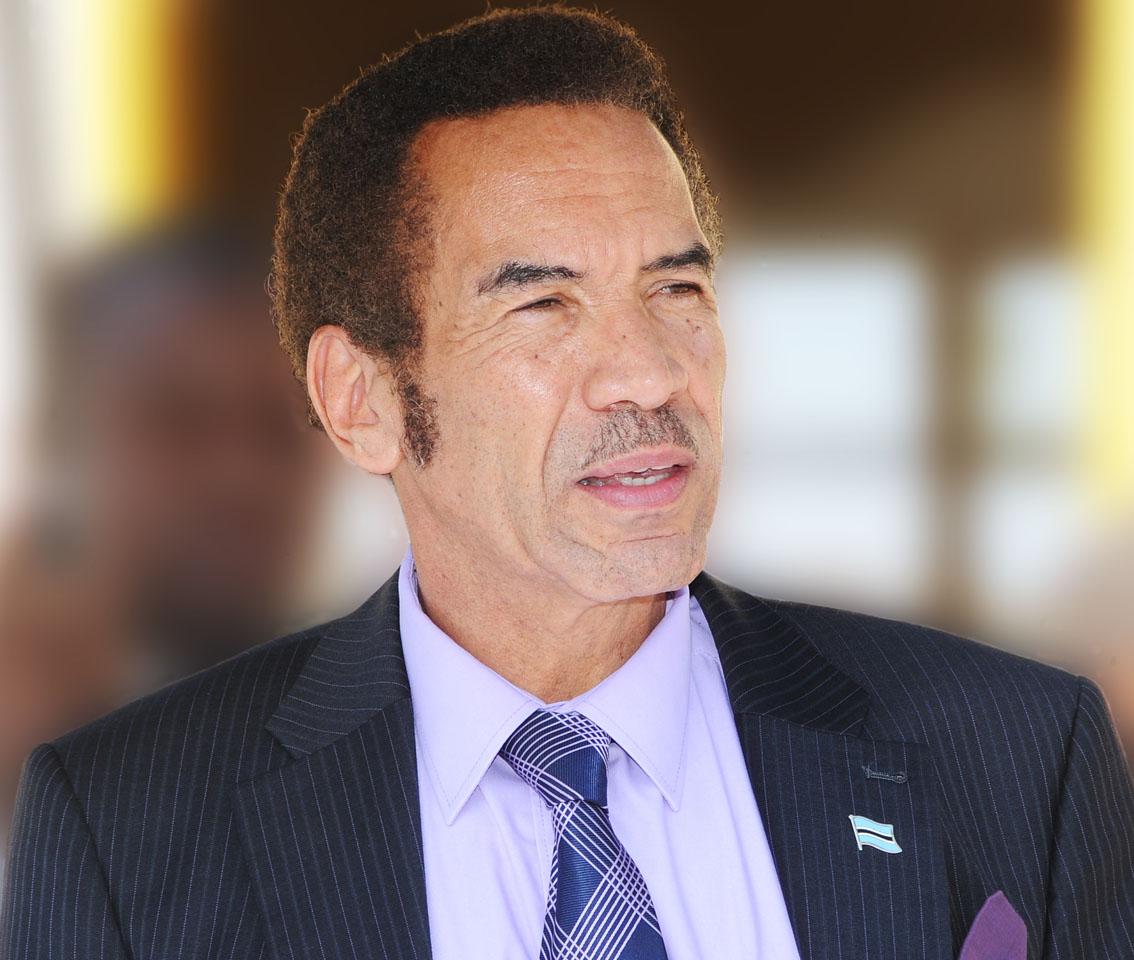 Khama and the politics of anger