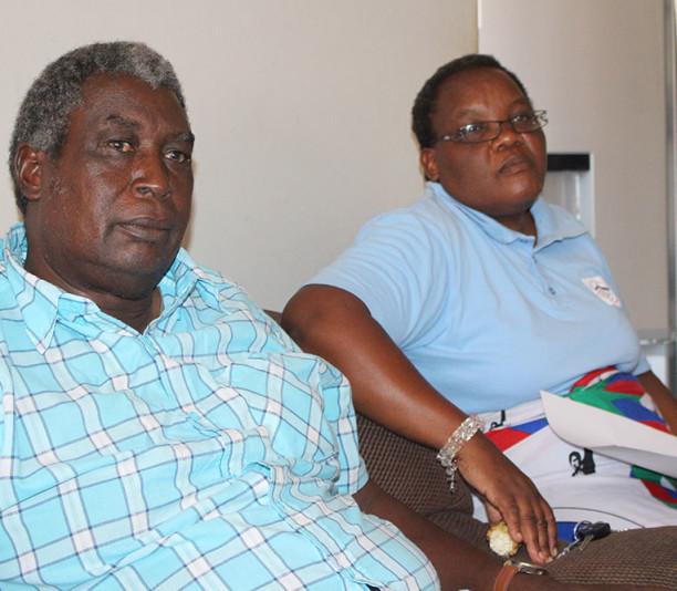 'BDF killed my son'