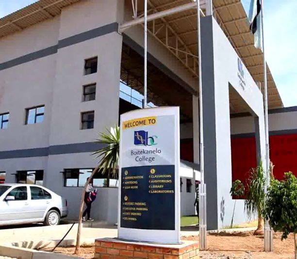 Major Botswana Health College in financial crisis