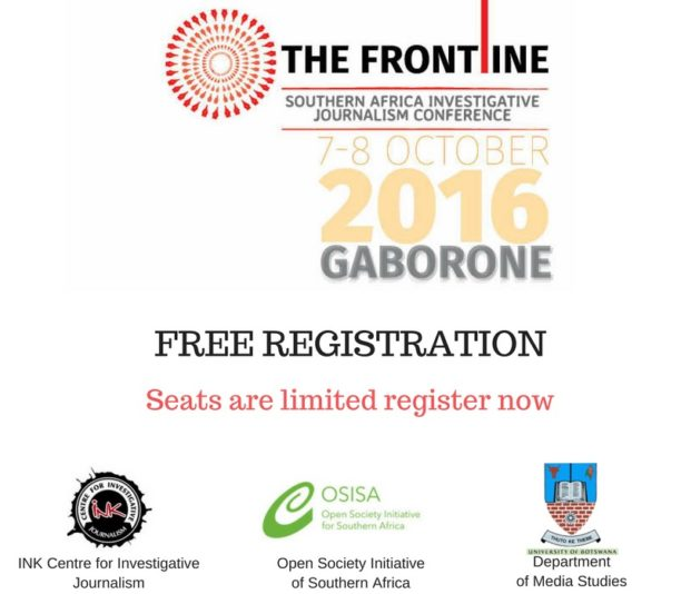THE FRONTLINE: Free Registration