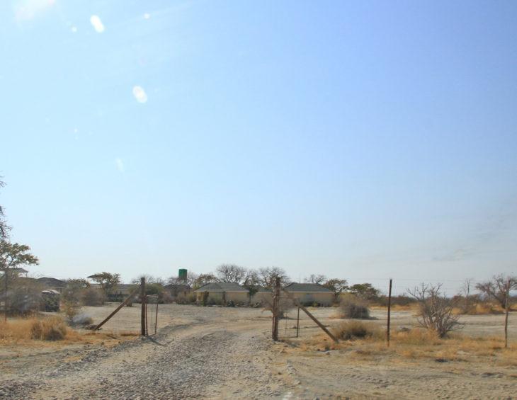 How Khama acquired Mosuapan Lodge