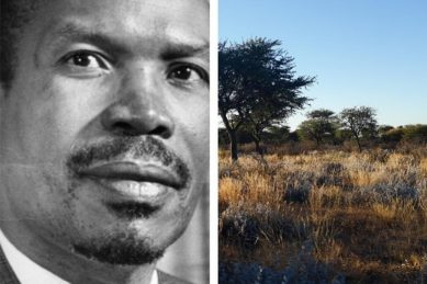 How Seretse Khama gave away land to Tati Company