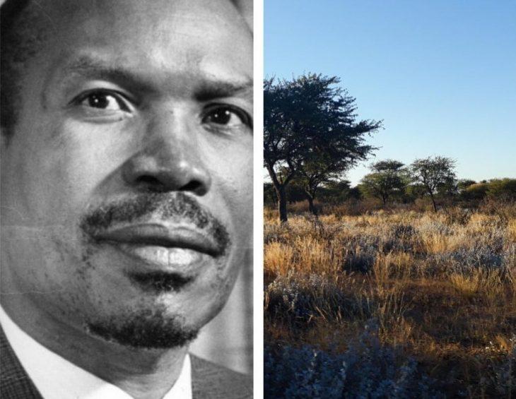 How Seretse Khama gave away land to Tati Company