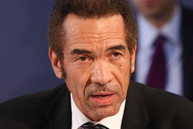 Khama allegedly moved millions of dollars from Central Bank, court documents