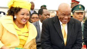 Lesotho PM charged with murder, retires