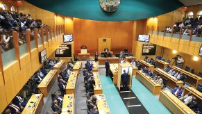 Parliament in quarantine over virus as BDP extends emergency powers to six months