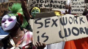 Is sex work the only job for the undocumented migrant woman?