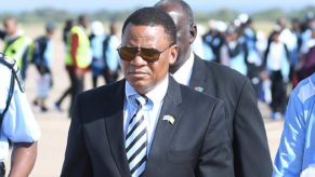 VP Tsogwane accused of 'quarry mine grab